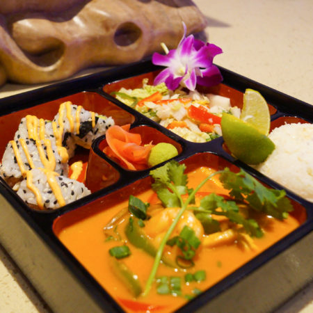 Lucky Mi Noodle House Adds Bento Box, Wok Fried Lionfish to Menu