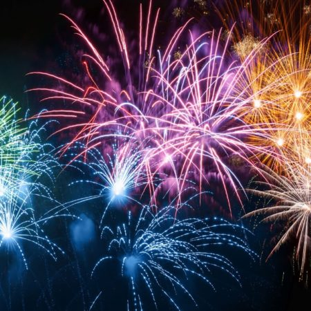 Fireworks Show by Grucci of New York Set for Seminole Casino Coconut Creek