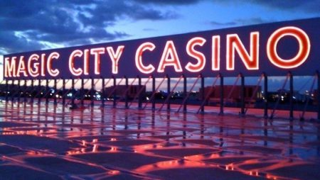"Experience ""The Jai"" at Magic City Casino"