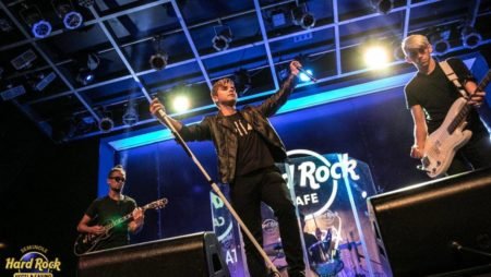 Local Bands Wanted For Hard Rock TampaCompetition