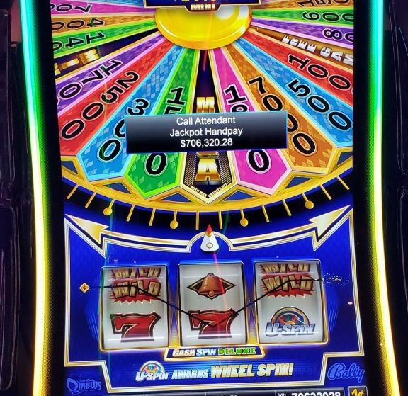 Hard Rock Tampa Dishes Out More Than $1.4 Million in Jackpots