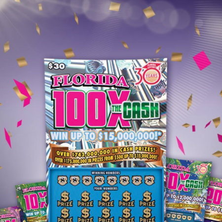 Sarasota Man Wins Million Dollar Scratch-Off Prize