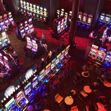 How to Improve Your Odds at Slot Machines