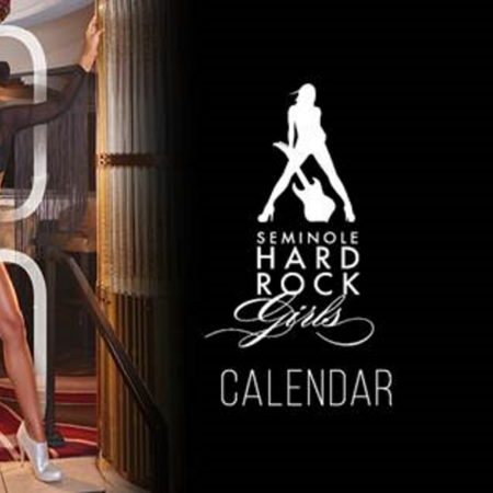 Here Are The 20 Beneficiaries for 2020 Seminole Hard Rock Girls Calendar