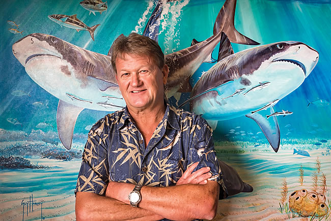 39de8b77 Guy Harvey and the Art of the Deal - Florida Trend