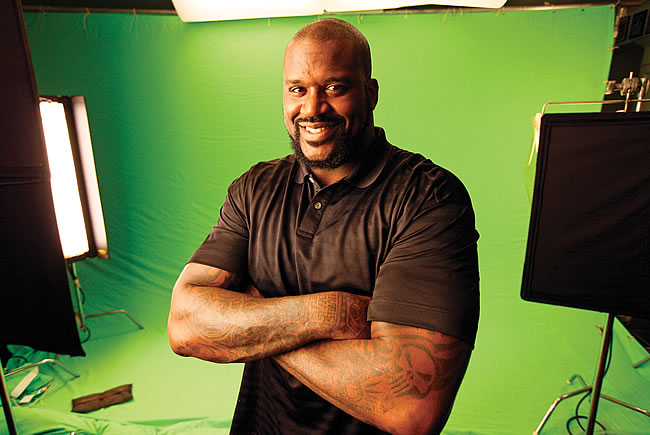 Shaquille O'Neal is a 'Florida Icon'