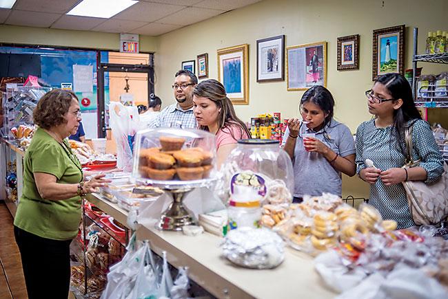 Nicaraguan bakery