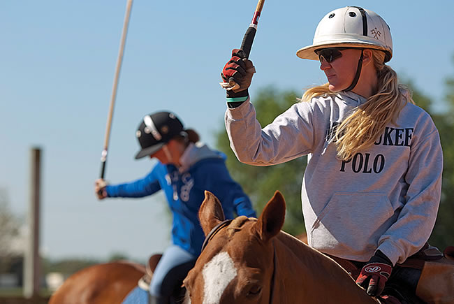 Megan Flynn Sarasota Polo