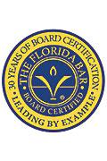 Florida Bar Certification seal