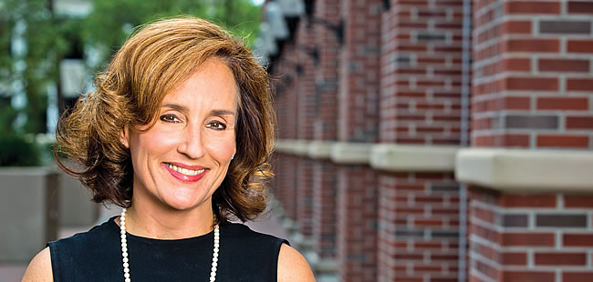 High hopes for Democratic Chairwoman Allison Tant