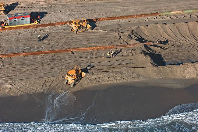 Impact: Beach and Shore