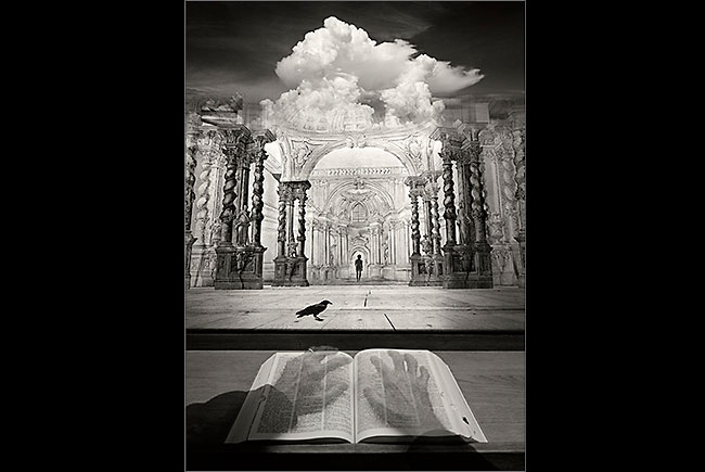 Dream Theater, 2004, by Jerry Uelsmann