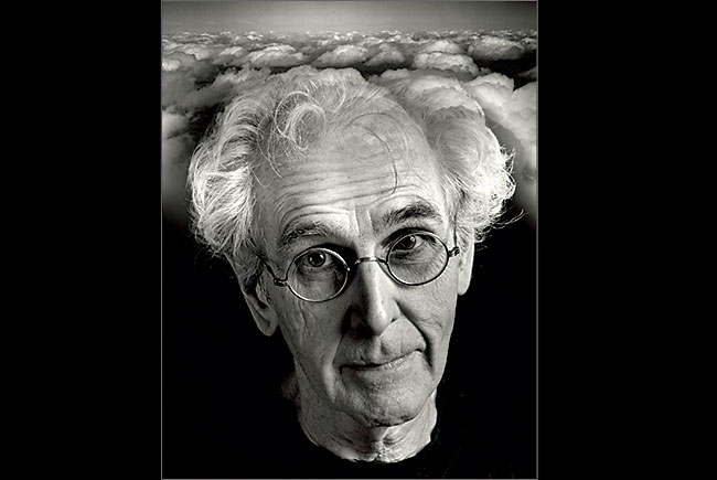 Self portrait, Jerry Uelsmann