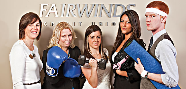 Fairwinds Credit Union Best Large Companies Florida Trend