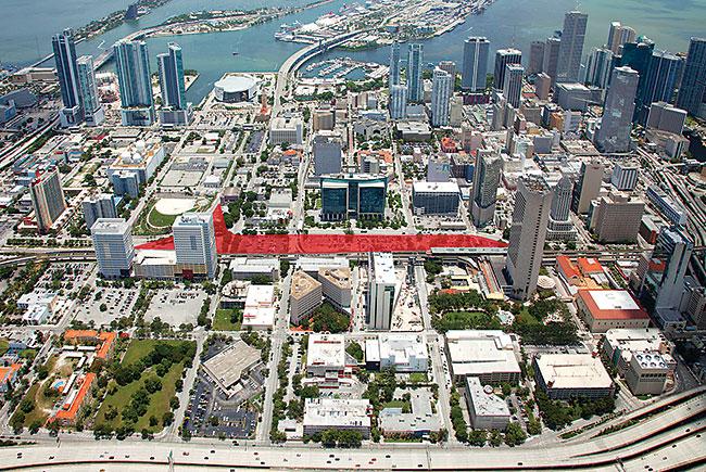 All Aboard Florida - Miami station