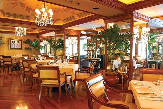 Palme d'Or - Biltmore Hotel
