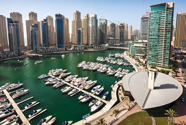 United Arab Emirates: Growing Alliance