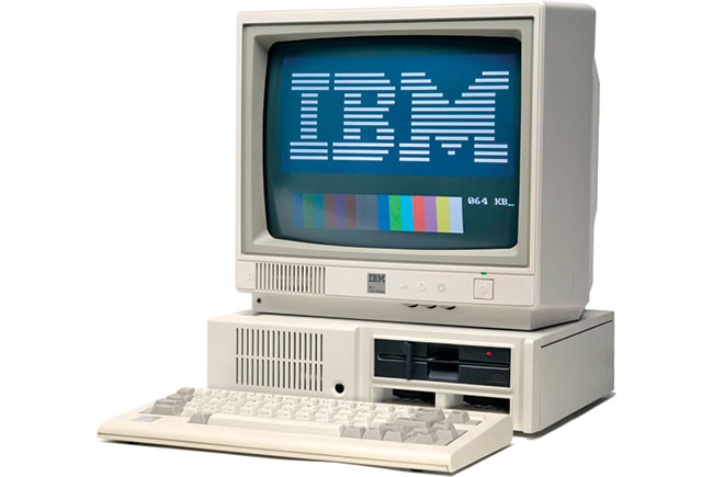 The IBM 5150