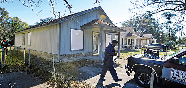 Habitat for Humanity Foreclosures in Jacksonville