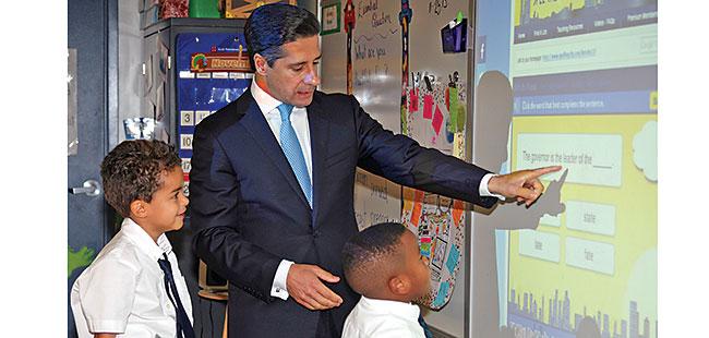 A digital education for Florida schools
