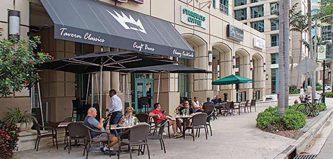 Fort Lauderdale is in expansion mode