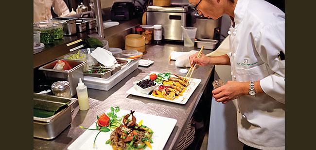 Florida restaurateurs delve deeper into Asia