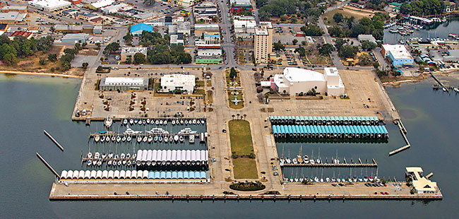 Panama City has big plans for its marina property