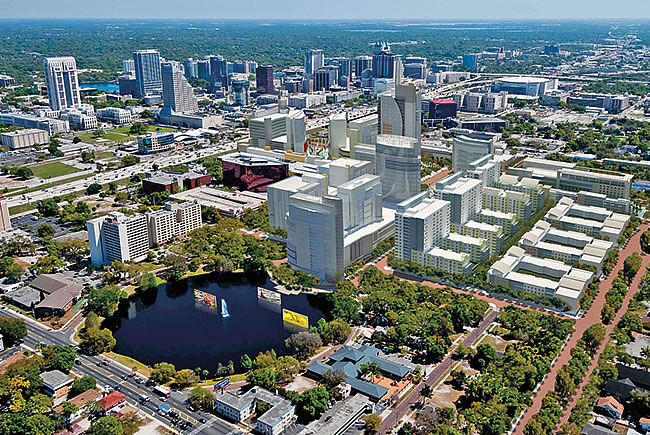 Building on downtown Orlando's progress