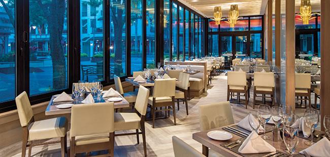 Restaurant boom in Naples