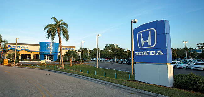 Fort Myers Honda >> Driving Profits The Competitive Landscape In Today S Car