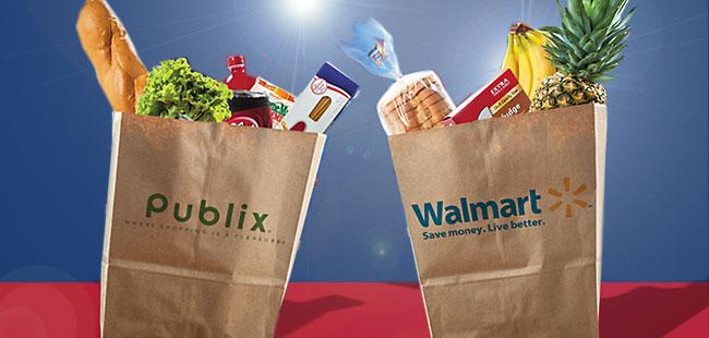 Grocery wars in Florida: Publix vs  Walmart - Florida Trend