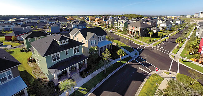 The Villages and Lake Nona are growth magnets