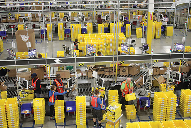 Amazon Raises Minimum Wage to $15 for All U.S. Employees, Including Full-Time, Part-Time, Temporary, and Seasonal