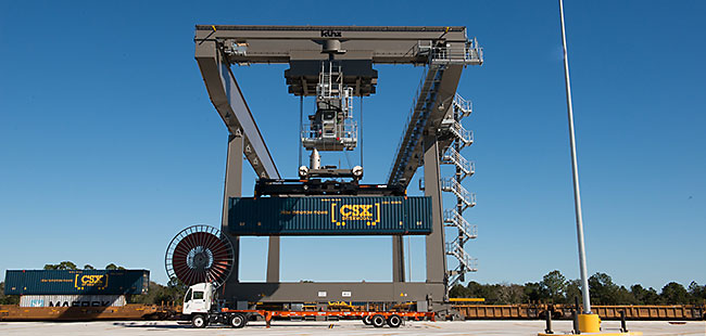 Florida is poised to benefit from new intermodal centers