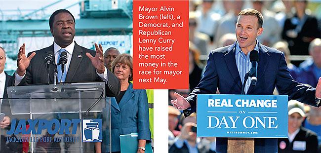 Jacksonville Mayor Alvin Brown facing political backlash