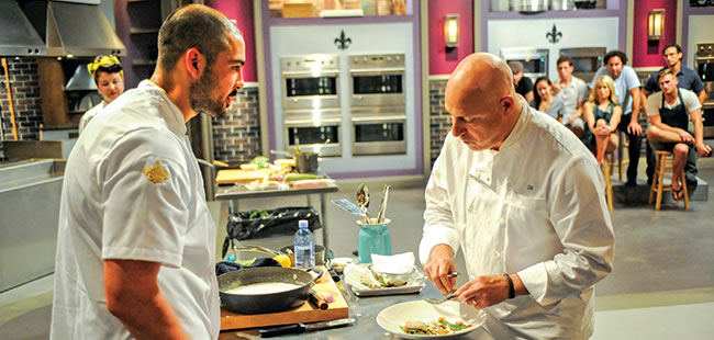 Star Power: Celebrity chefs in Florida