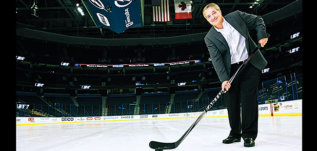 Florida sports business: Hockey power play