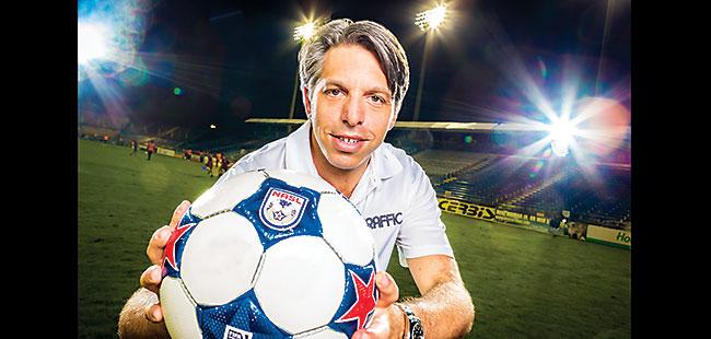 Kick Starter: Aaron Davidson re-establishes pro soccer in Florida