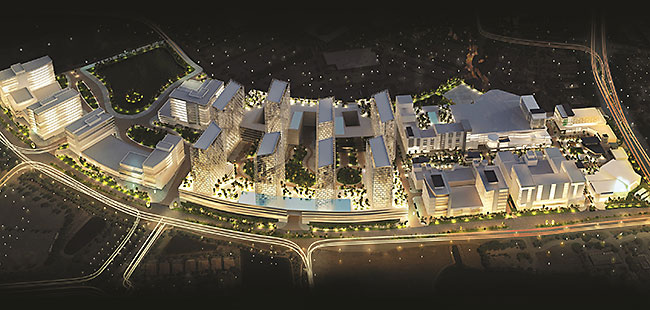 Standing Out: $1-billion to build Metropica in Sunrise