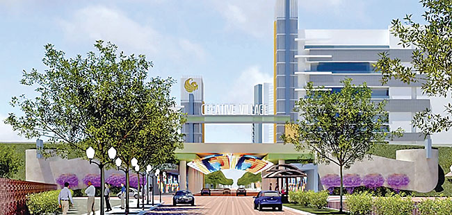 UCF plans to build in downtown Orlando