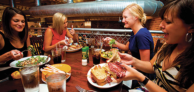 All-day dining at restaurants across Florida