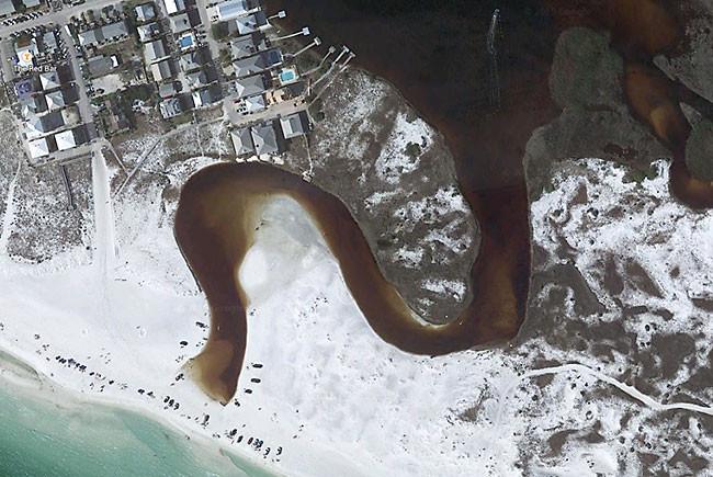 Aerial Western Lakes