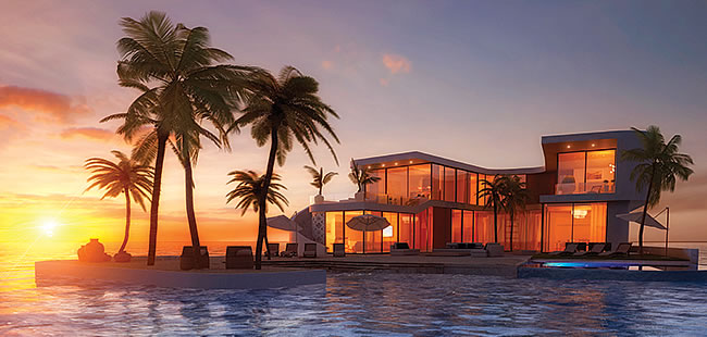 Testing the waters: Floating home development in Florida