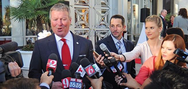 Buddy Dyer's next political move