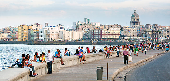 The Cuba Factor: A first person account