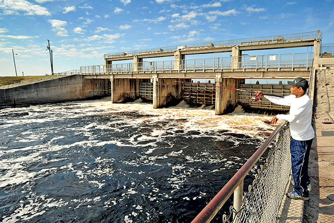 Dam issues: Challenges for the Rodman Reservoir