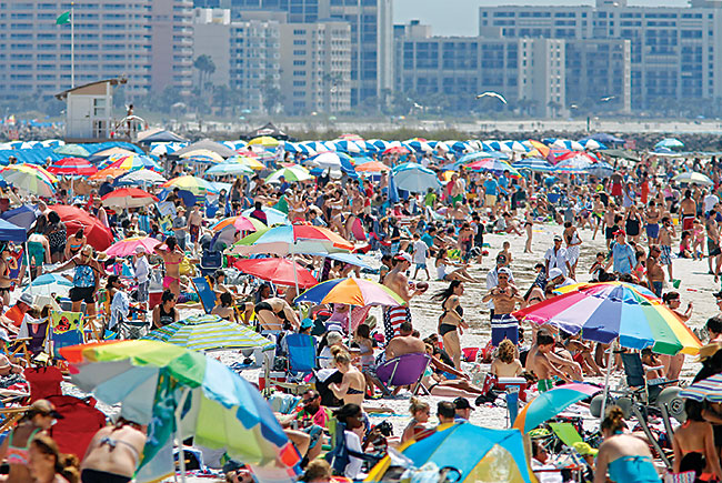 Source markets: Foreign travelers flock to Florida