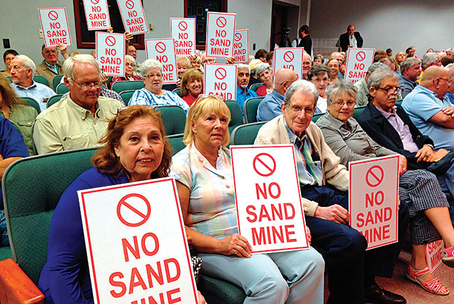 Sand storm: Cemex goes head-to head with Lake and Orange officials