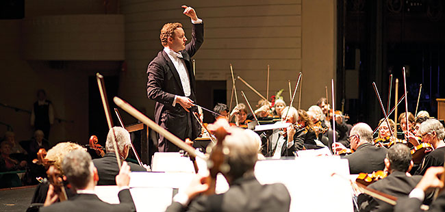 New batons: Orchestras shine with new music directors