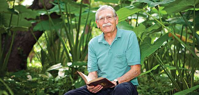 Peter Meinke - A life in poetry